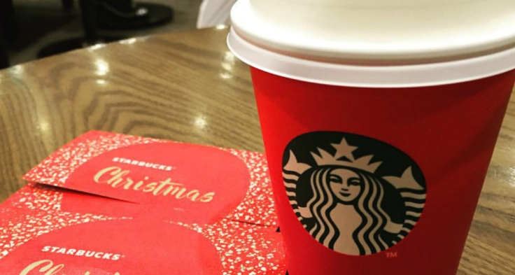 Starbucks Red Cup Christians Boycott Christmas