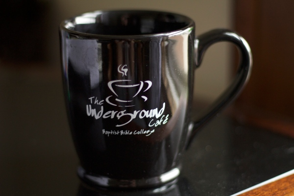 Monday Mug Coffee, Underground Cafe, Clarks Summit University, Storytelling